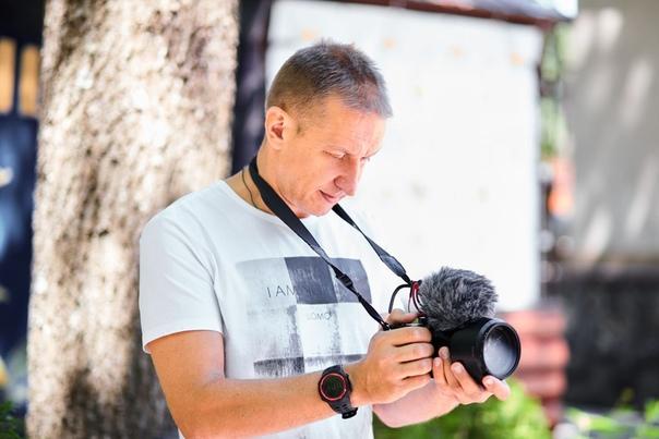 Свадебный видеограф Андрей Сапенок