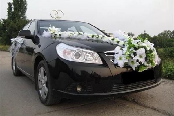 Аренда авто с водителем на свадьбу (не дорого)