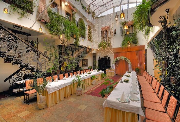 Ресторан Испанский дворик